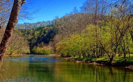 clich river